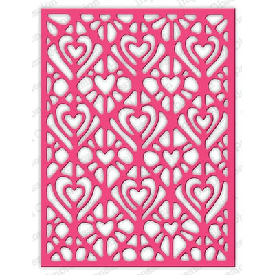 Impression Obsession - Dies - Lacy Hearts