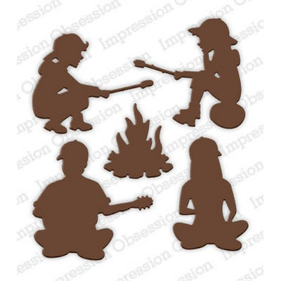 Impression Obsession - Dies - Campfire Family