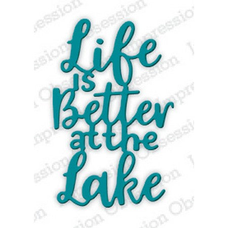 Impression Obsession - Dies - Better At The Lake