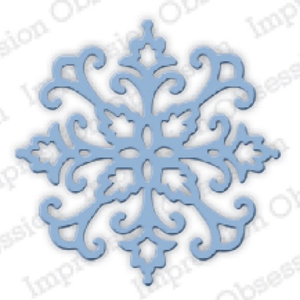 Impression Obsession - Dies - Snowflake 3