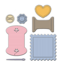 Impression Obsession - Dies - Sewing Accessories