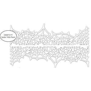 Impression Obsession - Dies - Spider Web Panel