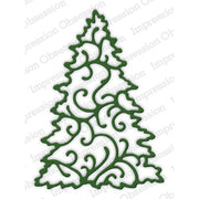Impression Obsession - Dies - Christmas Tree 1