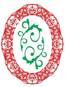 Cheery Lynn Designs - Celtic Oval Frame