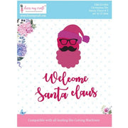 Dress My Craft - Dies - Santa Claus #2