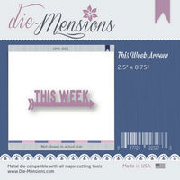 Die-Mensions - Arrow - This Week