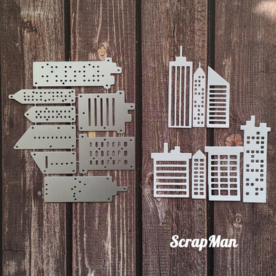 ScrapMan - Dies - City