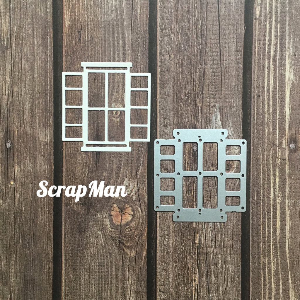 Scrapman - Dies - Window 3