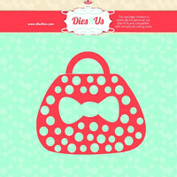 Dies R Us - Dies - Bow Purse