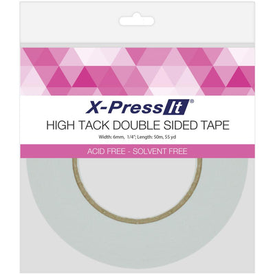 X-Press It High Tack Double-Sided Tissue Tape - 1/4