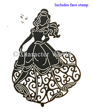 Disney Princesses Waltzing Belle Die