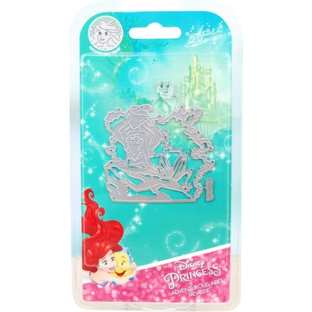 Disney - Cutting Dies - Princesses Adventurous Ariel