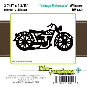 Die-Versions - Whispers - Vintage Motorcycle