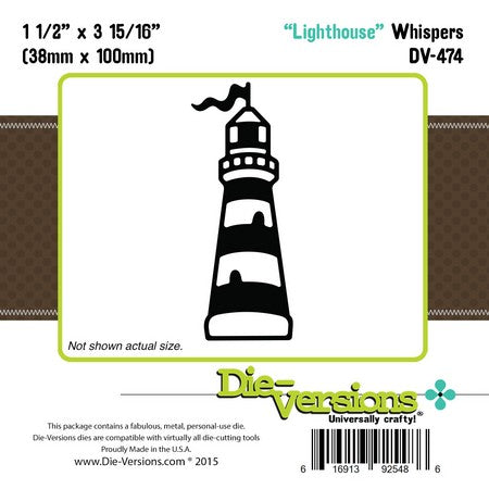 Die-Versions - Whispers - Lighthouse