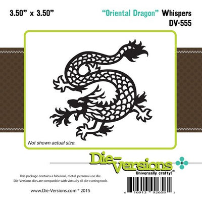 Die-Versions - Whispers - Oriental Dragon