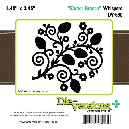 Die-Versions - Whispers - Easter Branch