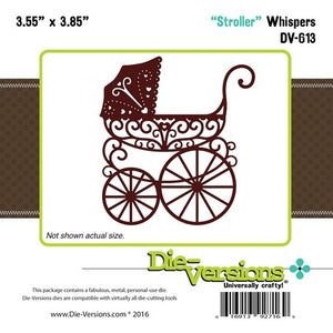 Die-Versions - Whispers - Stroller