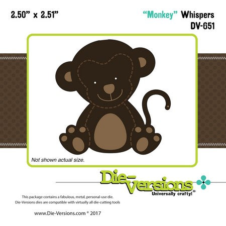 Die-Versions - Whispers - Monkey