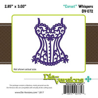 Die-Versions - Whispers - Corset