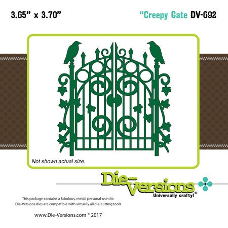 Die-Versions - Whispers - Creepy Gate