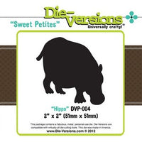 Die-Versions - Sweet Petites - Hippo