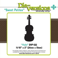 Die-Versions - Sweet Petites -  Violin