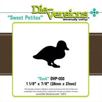 Die-Versions - Sweet Petites -  Duck
