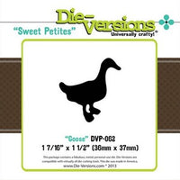Die-Versions - Sweet Petites -  Goose