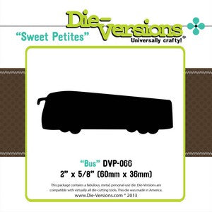 Die-Versions - Sweet Petites -  Bus