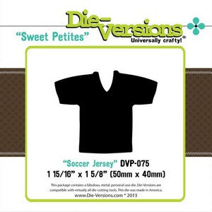 Die-Versions - Sweet Petites - Soccer Jersey