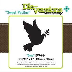 Die-Versions - Sweet Petites - Dove