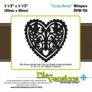 Die-Versions - Whispers - Lovey Dovey