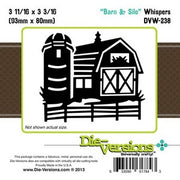 Die-Versions - Whispers - Barn & Silo