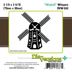 Die-Versions - Whispers - Windmill