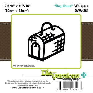 Die-Versions - Whispers - Bug House