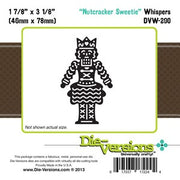 Die-Versions - Whispers - Nutcracker Sweetie