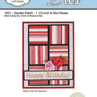 Elizabeth Craft Designs - Garden Patch - 1 1/2-inch & Mini Petals