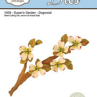 Elizabeth Craft Designs - Susan's Garden - Dogwood