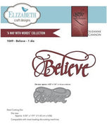 Elizabeth Craft Designs - Believe
