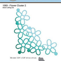 Elizabeth Craft Designs - Flower Cluster 2