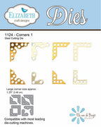 Elizabeth Craft Designs - Corners