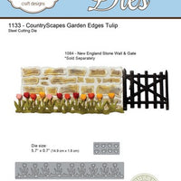 Elizabeth Craft Designs - Garden Edges Tulip