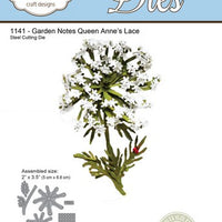 Elizabeth Craft Designs - Queen Anne's Lace