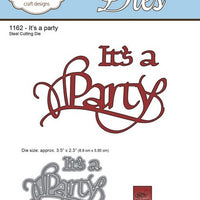 Elizabeth Craft Designs - It's A Party