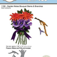 Elizabeth Craft Designs - Dies - Bouquet Stems & Branches