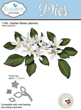 Elizabeth Craft Designs - Dies - Jasmine
