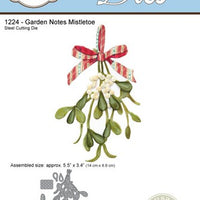 Elizabeth Craft Designs - Dies - Mistletoe