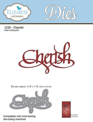 Elizabeth Craft Designs - Dies - Cherish