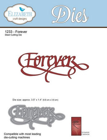 Elizabeth Craft Designs - Dies - Forever