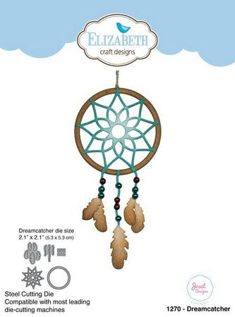 Elizabeth Craft Designs - Dies - Dreamcatcher